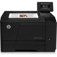 Stampante a colori HP LaserJet Pro 200 M251nw con AirPrint per Mac, iPad, iPhone, iPod touch e Win