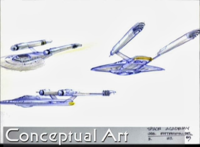 Why the Ralph McQuarrie-inspired USS Discovery is an incredible ...