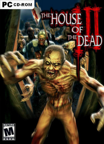 the house of dead 3