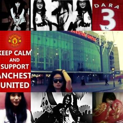 Manchester United Girl