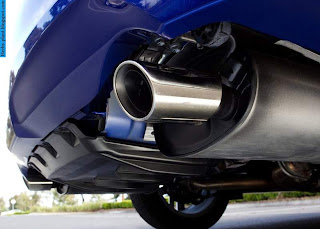 Toyota camry car 2012 exhaust - صور شكمان سيارة تويوتا كامري 2012