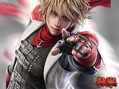 armor king 2. hair armor king i. tekken 6