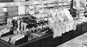 1950's clothing in Commercial Woolworths