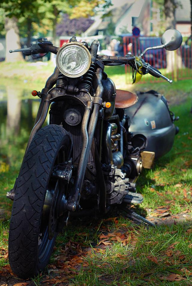 custom vw golf motorcycle | fotoduda