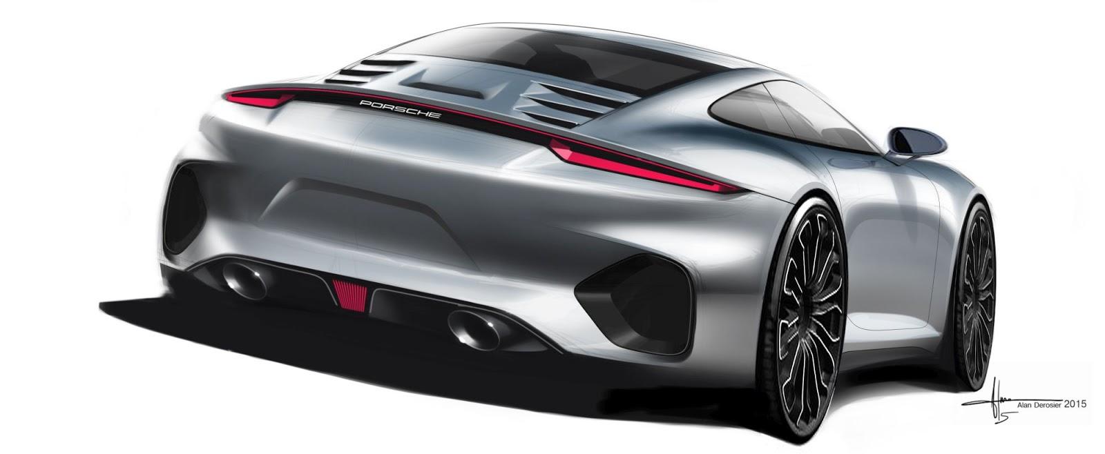 [Présentation] Le design par Porsche Porsche%2B992%2BAlan%2BDerosier
