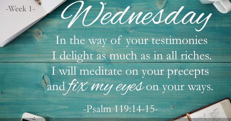 Meditate on the Word of the Lord Day and Night | Desiring God