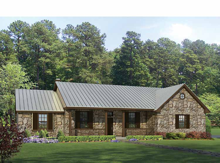 35 house photos with stone clad design for Texas custom home plans