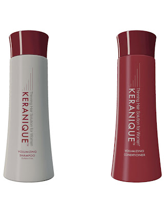 Keranique, Keranique shampoo, Keranique conditioner, Keranique Volumizing Shampoo, Keranique Volumizing Conditioner, Keranique hair products, Keranique giveaway, giveaway, beauty giveaway, shampoo, conditioner, volumizing shampoo, volumizing conditioner