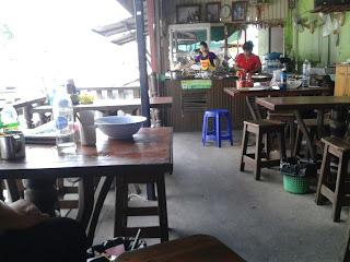 บรรยากาศของร้านอาหาร