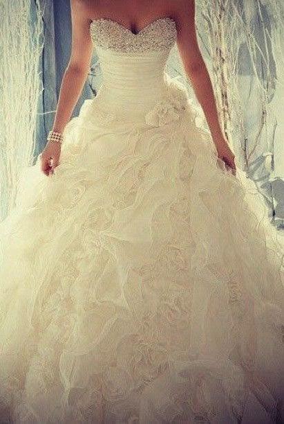 Vestidos para noiva para  o ano de 2015