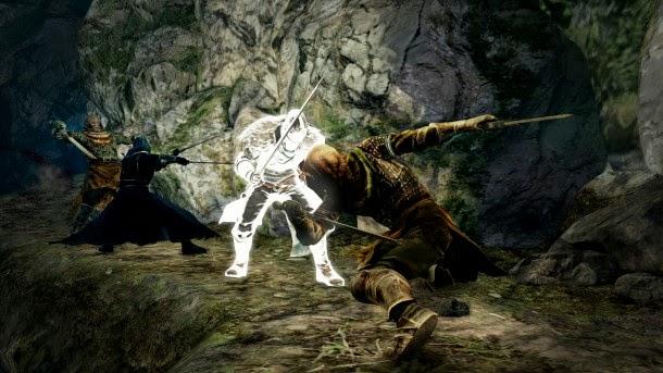 Casi una hora de juego de Dark Souls II con estos vídeos