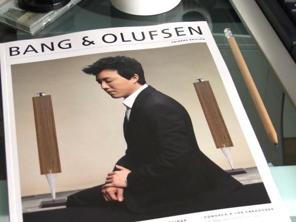 Bang & Olufsen magazine