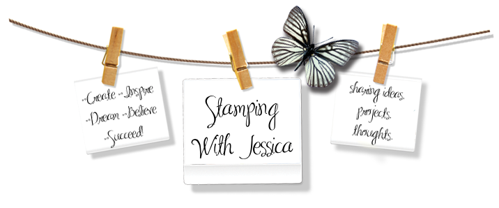 Stamping With Jessica