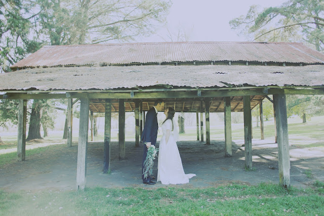 kyneton wedding botanical gardens 
