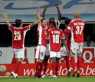 Standard Liege 3 - 0 FC Copenhagen (1)
