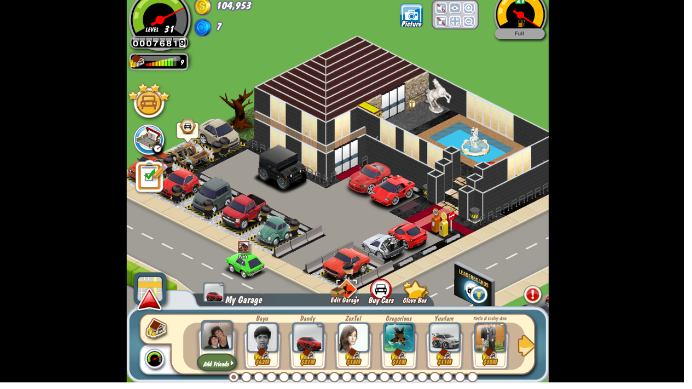 fernando prajitno s car town ex garage car town hack car town ex
