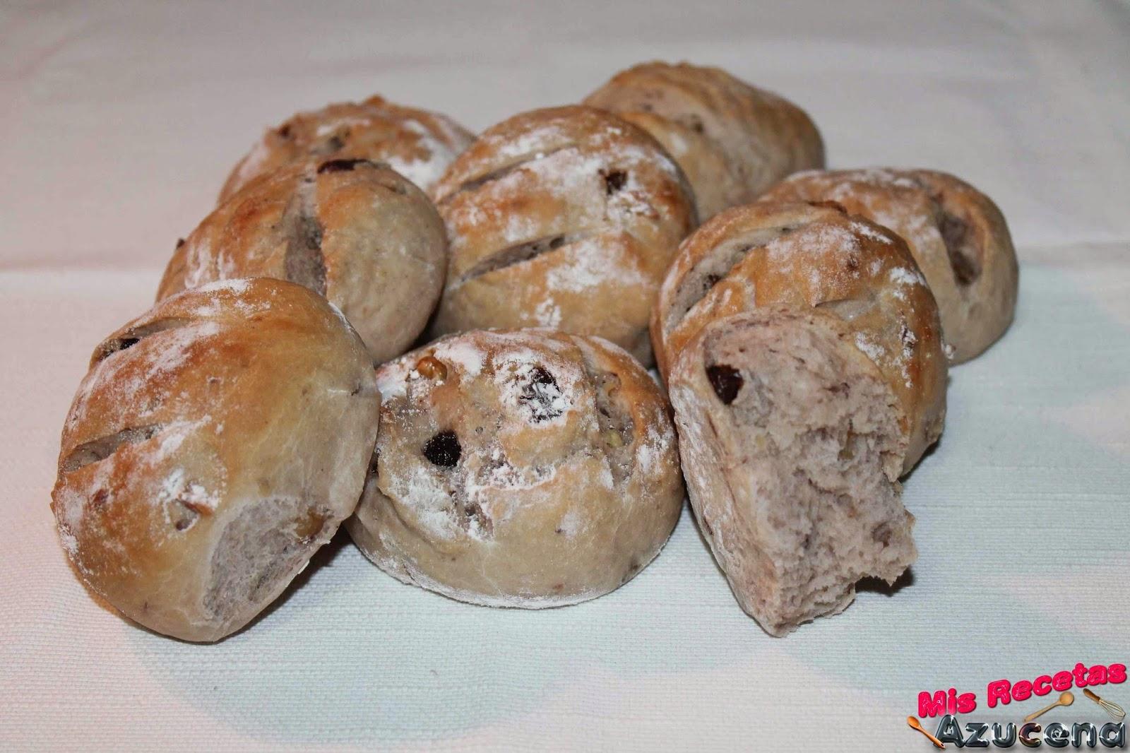 Pan de Pasas y ...