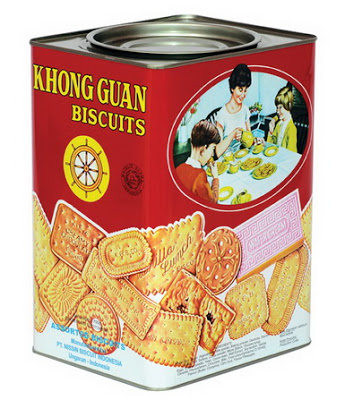 Ngopi Dooong Khong Guan Biskuit Nostalgia Dalam Kaleng Merah