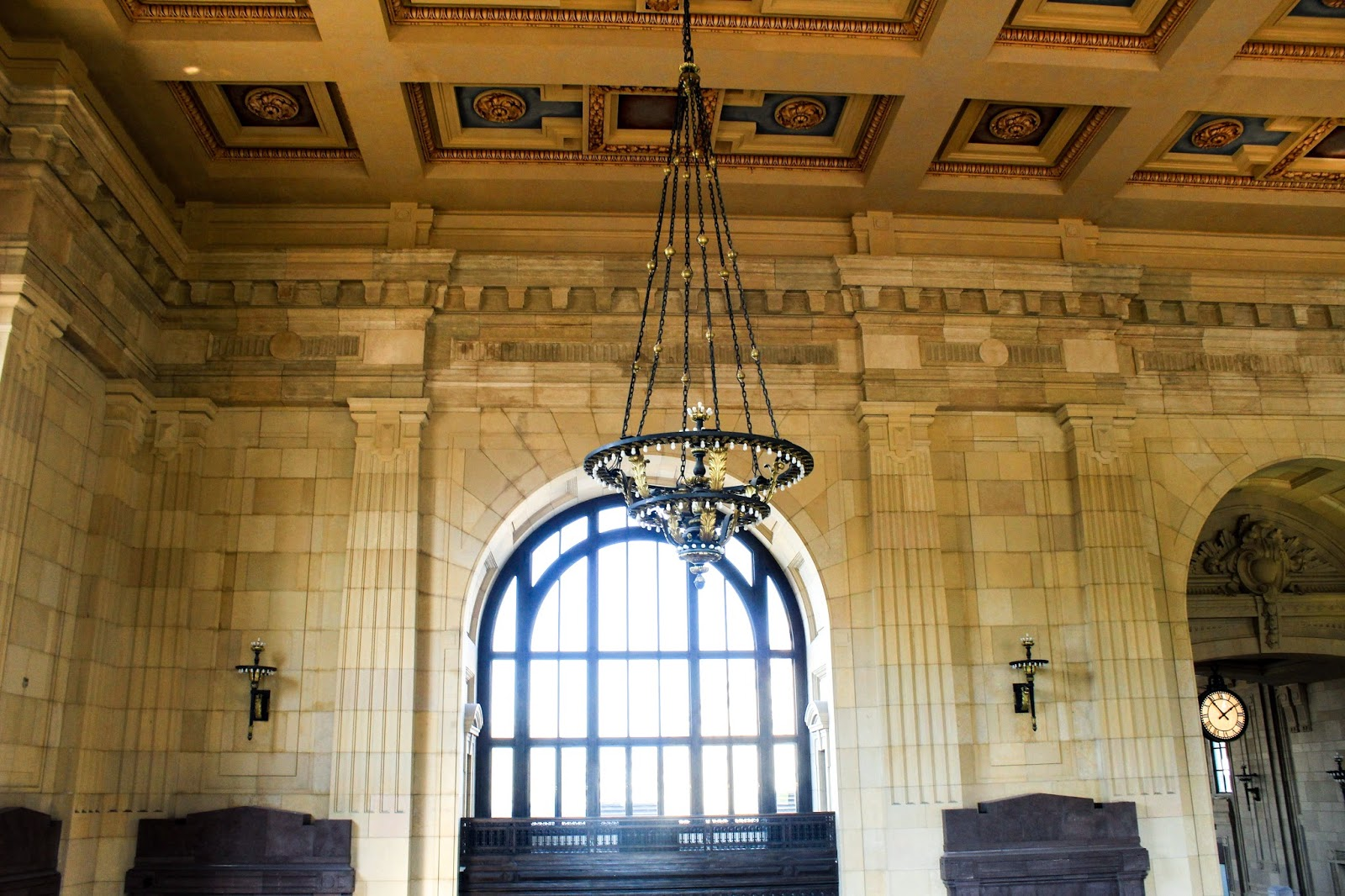 Kansas City, Union Station, Missouri