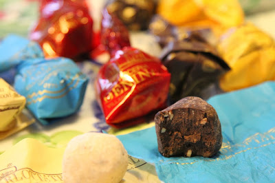 Pasticceria Denina Display and Sweets
