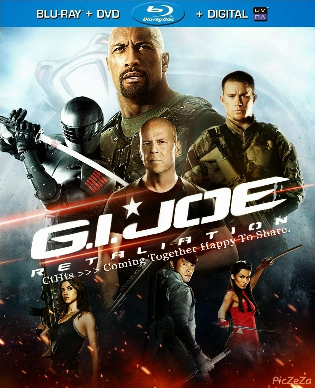 G.I. Joe: Retaliation 2013 Extended Action Cut