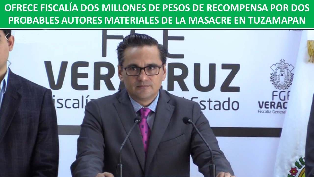 DOS MILLONES DE PESOS DE RECOMPENSA