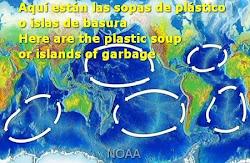 Sopas de plástico / Plastic soup