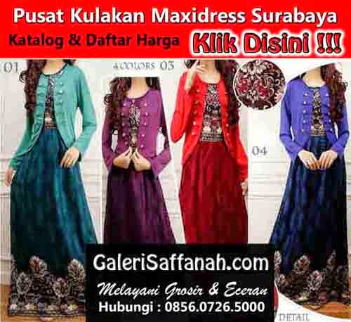 Supplier Baju Muslim Sidoarjo - Galeri Saffanah
