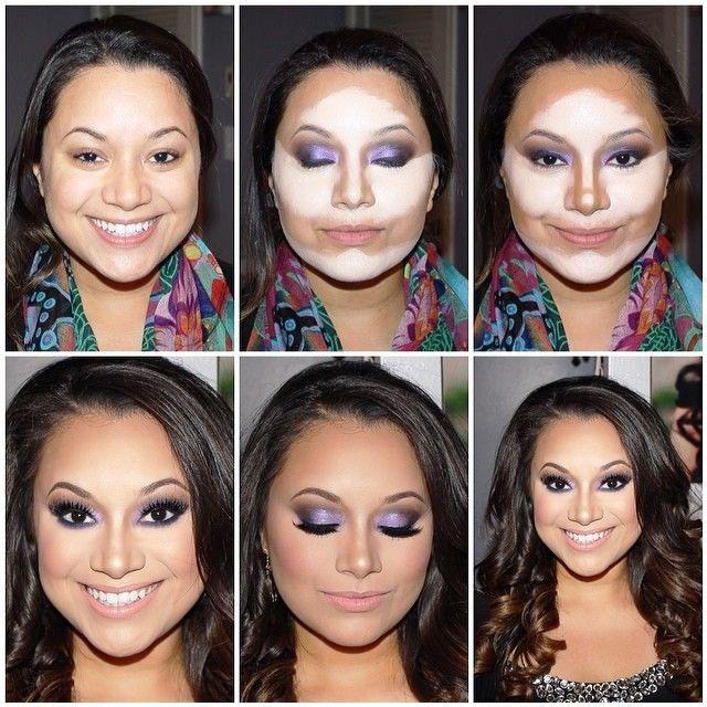 hola chicas les dejo cmo maquillarse paso a paso para poder obtener un maquillaje perfecto ademas les compartir algunos de los cosmticos - Como Maquillarse Paso A Paso
