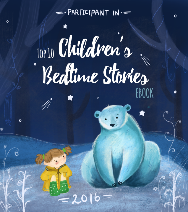 I'm a participant in the top 10 children's bedtime stories ebook