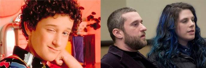 Dustin Diamond, actualidad, antes y después, 2015