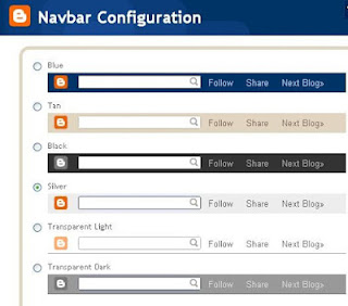 Como Remover a Barra de Navegação do Blogger