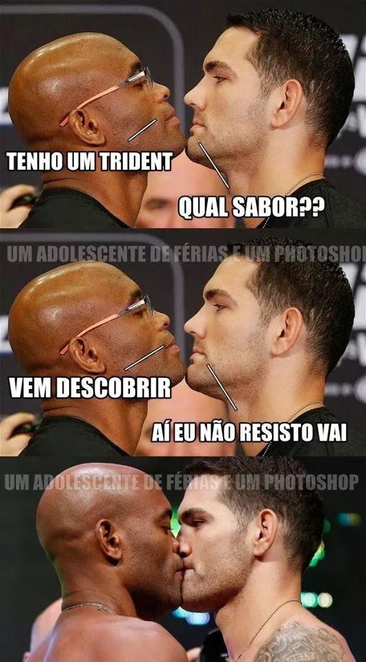 Anderson Silva - sabor canela