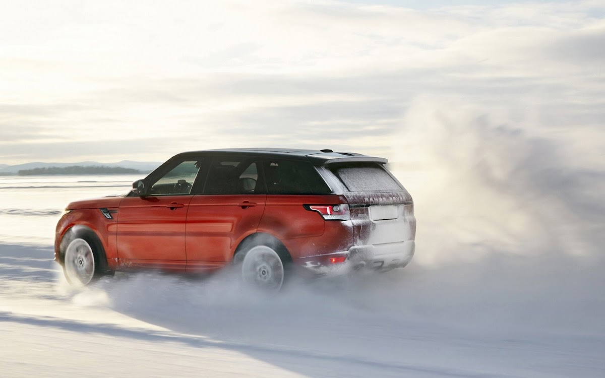 2014 Range Rover Sport Widescreen HD Wallpaper 5