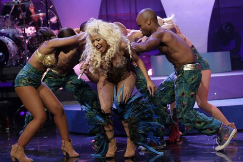 Nicki Minaj's 'Pound the Alarm' Video: Watch Now! » Gossip | Nicki Minaj