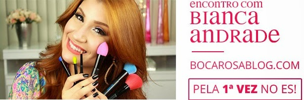 Bianca Andrade na beauty fashion fair