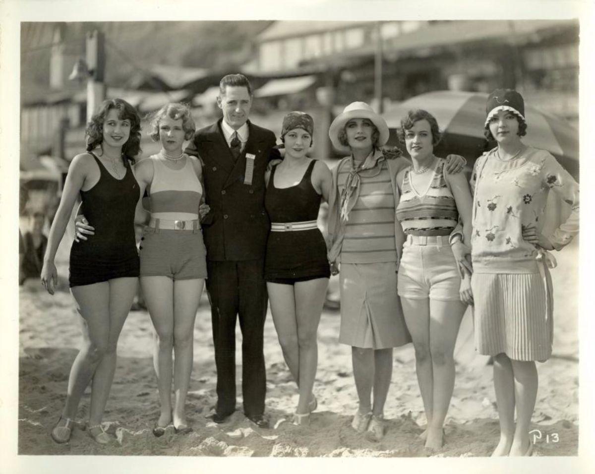 Stage 1950s III: The Directors - Musicals Mack sennett bathing beauties photos