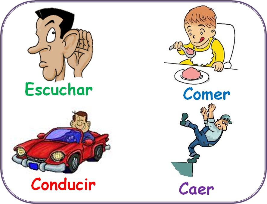 Trabandolenguas los verbos for Cocinar para 5 personas