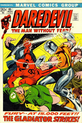 Daredevil #85, the Gladiator
