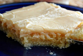 Texas Peanut Butter Sheet Cake