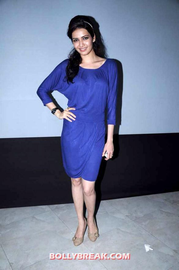 Karishma Tanna - (8) - Hot Tv Babes at Audio release of 'Anjaani Si' album