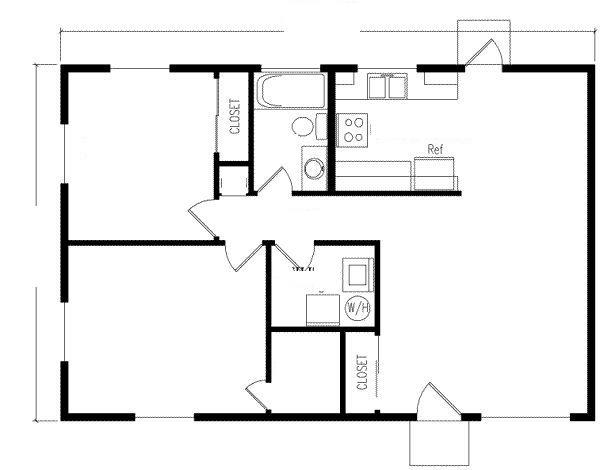 Planos de casas modelos y dise os de casas planos de for Planos de casas de campo rusticas