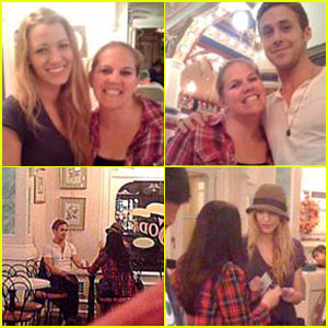 ryan gosling dating blake lively Back in october, there was a report that blake lively and ryan gosling were getting it onthis report was quickly quashed by blake's rep, who denied the whole thing to gossip cop, claiming.
