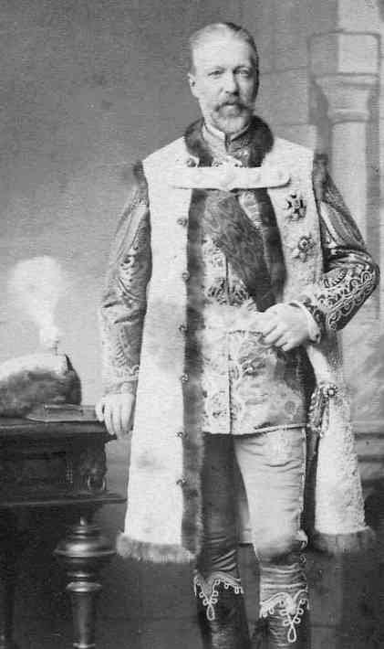 Edmund Fürst Batthyány-Strattmann 1826-1914