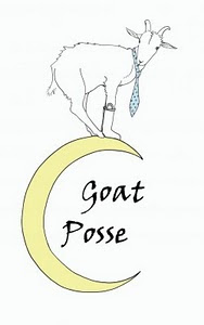 Proud member of the #goatposse on Twitter