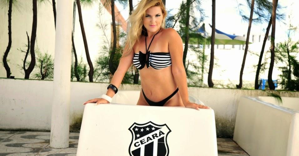 Bela do Ceará Sporting Club 2012 Patricia Busgaib