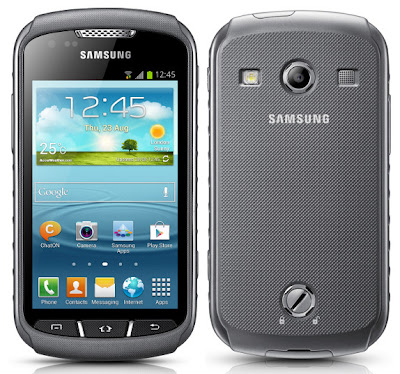 dust proof and water proof Galaxy Xcover 2