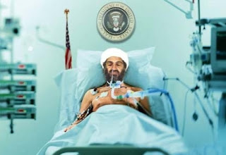 osama bin laden dead picture