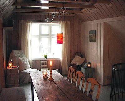 Kipuruki decoraci n una casita encantadora en bergen noruega for Decoracion casas 70m2