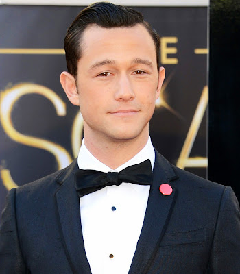 JOSEPH GORDON-LEVITT SHORT FORMAL HAIRCUT